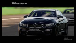 Gran Turismo Sport Single race Autodrome Lago Maggiore GP 2 Bmw M4 Coupe