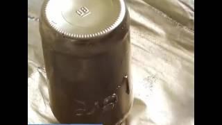 Bikin Kerajinan dari botol bekas