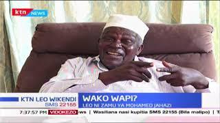 Mohamed Jahazi aliyewahi kuwa mbunge wa Mvita, alianza siasa wakati wa Mzee Kenyatta   Wako Wapi?