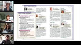 Visionnez le replay de la présentation du manuel par les auteurs !