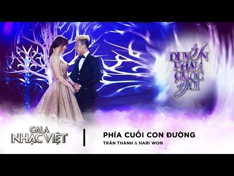 phia cuoi con duong tran thanh hari won gala nhac viet 8 official