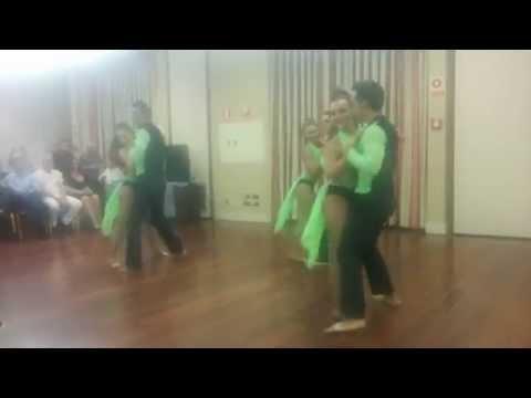 Edi & Cris I  WORLD TEAM MADRID