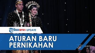 Aturan Baru Nikah Era Jokowi - Ma'ruf Amin, Mulai 2020 Harus Pakai Sertifikasi