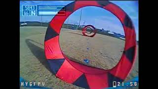 My first racing drone competition????