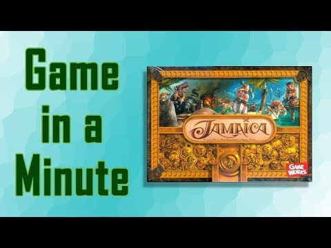 Game in a Minute Ep 70: Jamaica