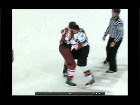 Riley Emmerson vs. Kip Brennan