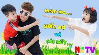 Cô Bé Mải Chơi Để Em Một Mình ♥ Min Min TV Minh Khoa