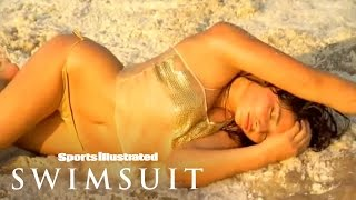 Jessica Gets Wet In Israel | Sports Illustrated Swimsuit