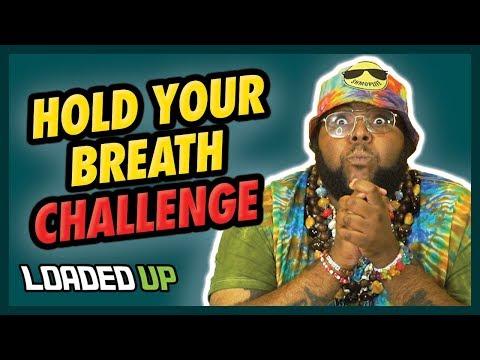 Breath Holding Challenge!