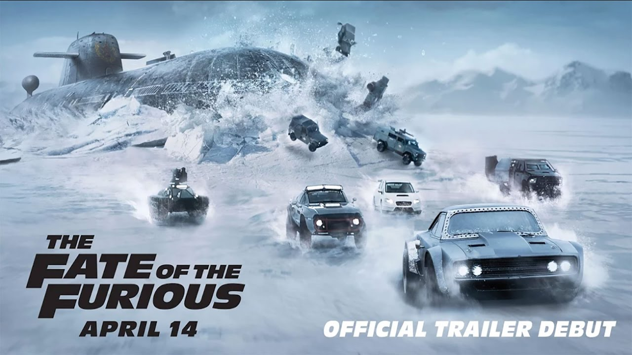 Trailer för Fast & Furious 8
