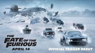 The Fate of the Furious - Official Trailer 2