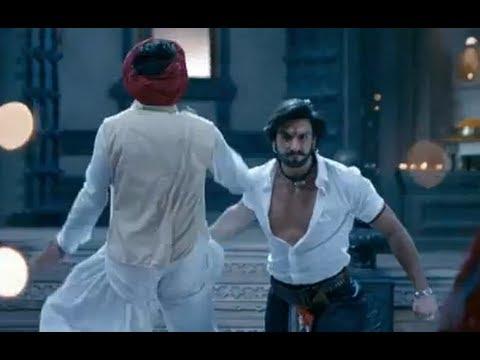 Ranveer Singh gets violent - Goliyon Ki Raasleela Ram-leela