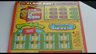 Matching The Win It All Number!!! - $5 CA Lottery Scratcher