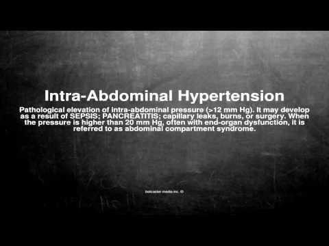 Hypertensive Krise und Menopause