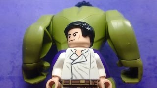 Lego The Incredible Hulk