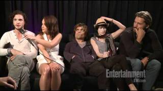 [Comic-Con 2011] Game of Thrones Creators and Cast Interview