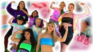 Best Girl Power DANCE BATTLE Collab EVER!!!