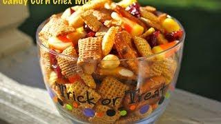 Fall Chex Mix Recipe