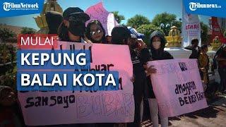 Aliansi Pekerja Seni Mulai Kepung Balai Kota Surabaya, Tuntut Pemerintah Perbolehkan Gelar Event