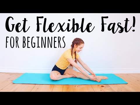 Stretches for the Inflexible! Beginner Flexibility Routine