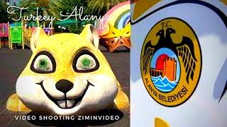 Лучшие детские площадки и развлечения для детей Best outdoor Playground for kids ALANYA BELEDIYESI