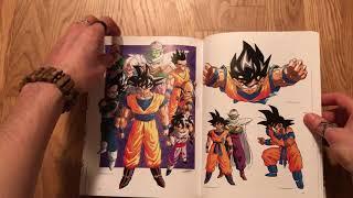 Akira Toriyama: 2008: Dragon Ball: The Complete Illustrations (art Book)