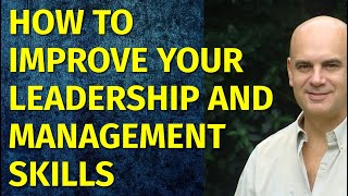 How to Lead Your Employees | Effective People Management Skills & Techniques | Leadership Skills