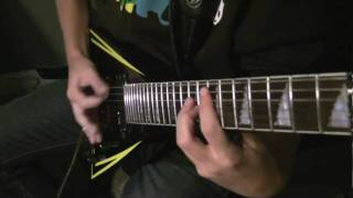 Anthrax - Among the Living album riffs Part 1