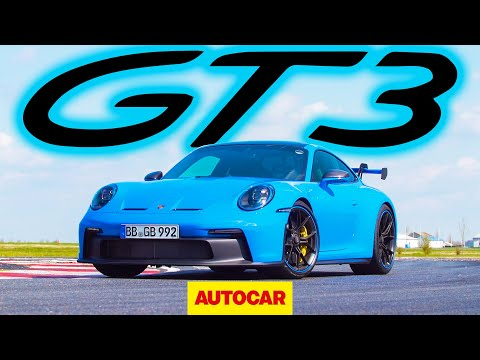 How good is the new Porsche 911 GT3? Full track review of '992' series road racer | Autocar