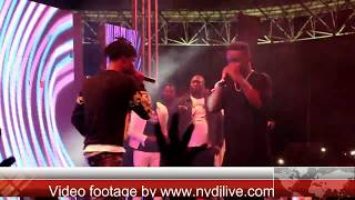 Fancy Gadam And Sarkodie Perform Total Cheat To Over 20,000 Fans In Tamale |NYDJLive