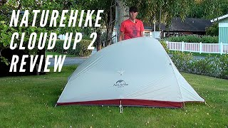 Naturehike Cloud Up 2 Upgraded Model Review