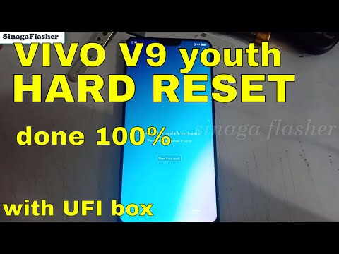 VIVO V9 YOUTH 1727 PD1730BF DEAD BOOT REPAIR FIRMWARE WITHOUT