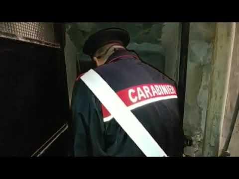 ANTIDROGA, A SANREMO I CARABINIERI PASSANO AL SETACCIO LA PIGNA