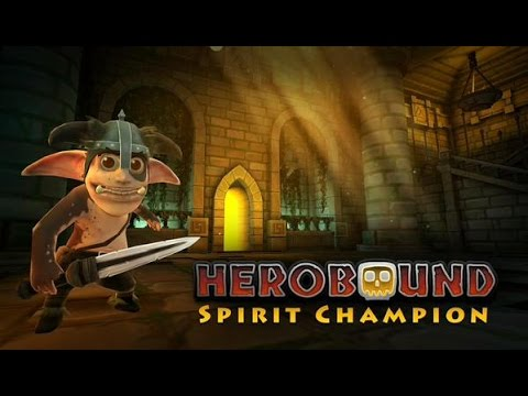 Herobound : Spirit Champion Gear VR - Gameplay (Rating 10) thumbnail