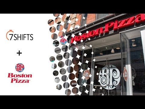 7shifts + Boston Pizza youtube video thumbnail