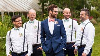 Guide: Dressing The Groom & Groomsmen - PreCanaCourses.com