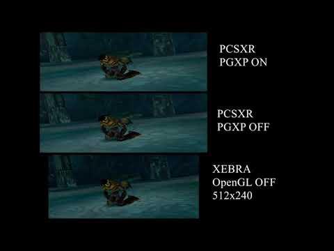 Ridge Racer Type 4 - PCSXR PGXP emulator + SMAA Antialiasing