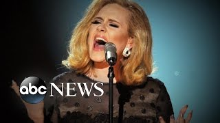 Adele Concert Tickets Sell Out in Minutes