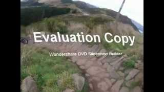 preview picture of video 'Mountain biking trip to Christchurch'