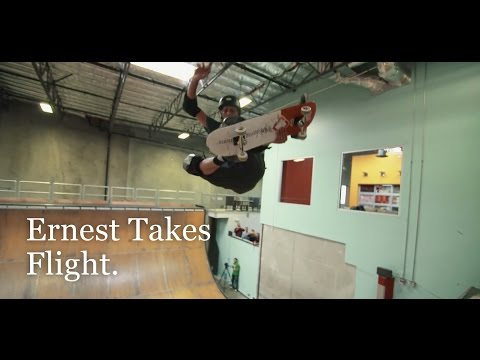 A Cardboard Skateboard Is Surprisingly Durable