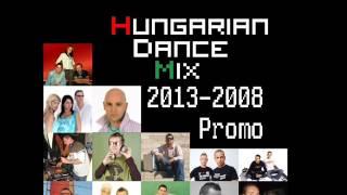 Hungarian Dance Mix 2008-2013