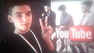 Мой первый VLOG l YouTube Creator Day