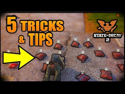 State Of Decay 2 - EARN FAST INFLUENCE, HOME BASE SETUP & MORE (Tips