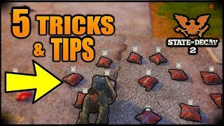 State of Decay 2   How to DUPLICATE Items   Rucksacks Glitch   Most     State Of Decay 2   EARN FAST INFLUENCE  HOME BASE SETUP   MORE  Tips