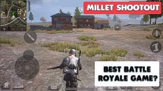 MILLET SHOOTOUT - iOS / ANDROID GAMEPLAY