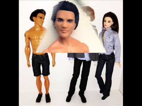 (R9909) Кукла Коллекционная Джейкоб Блэк, Pink Label, фото 3