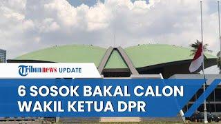 Daftar 6 Orang yang Digadang-gadang Jadi Calon Wakil Ketua DPR RI Pengganti Azis Syamsuddin