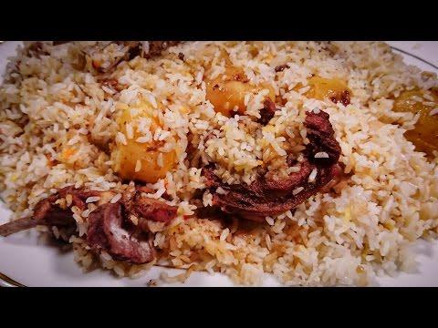 Bangladeshi Traditional Kacchi Biryani Recipe