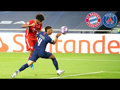 All FC Bayern Goals vs. PSG