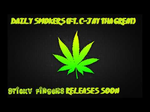 Jay Fortune - Daily Smokers (ft. C-Jay tha Great)